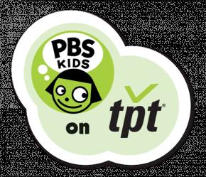 PBS kids on TPT Logo