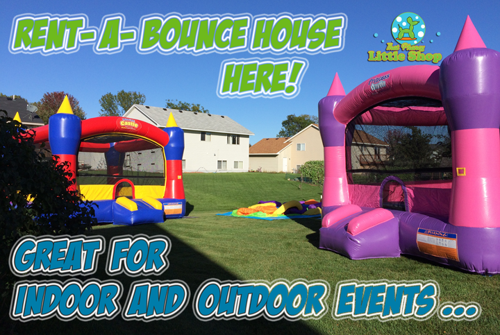 Bounce Houses in Blaine, MN