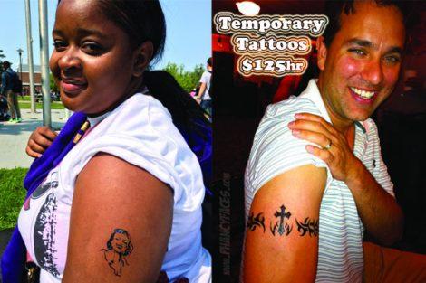 Temporary Tattoos Minnesota