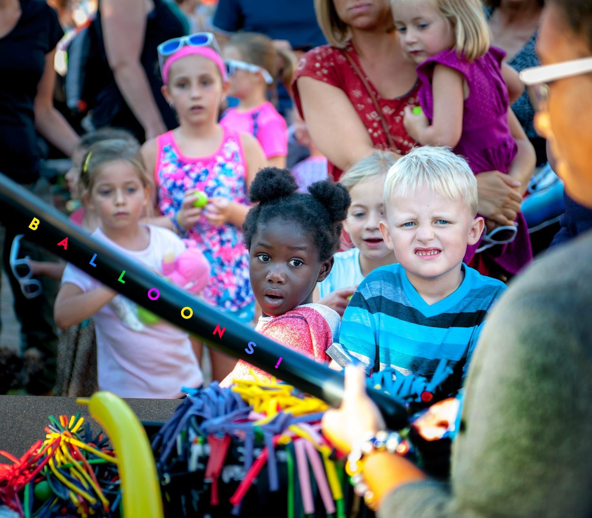 Balloon Animals in Minneapolis, MN