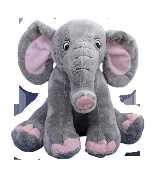 Novelty Plush Elephant