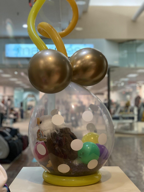 Phancy Teddy Bear in a Balloon Gift