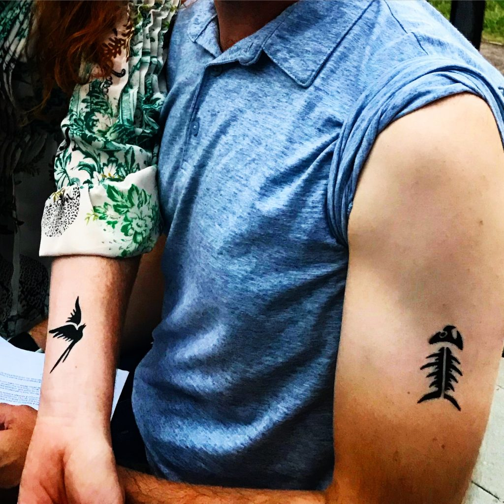 Airbrushed Temporary Tattoos for Corporate Events Minnesota
