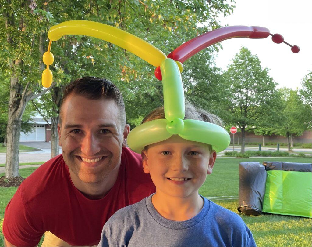 Balloon Artist Animals Kids Entertainment Minneapolis MN